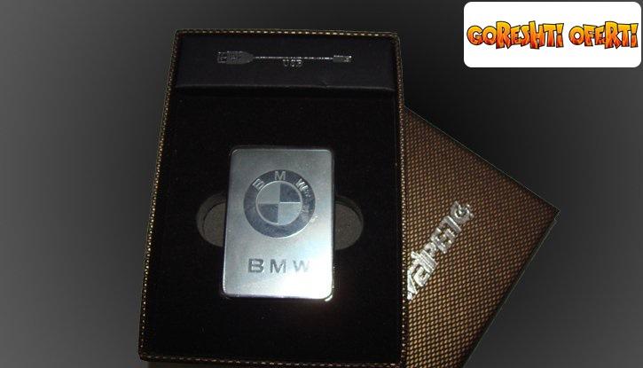 Луксозна USB запалка BMW снимка #1