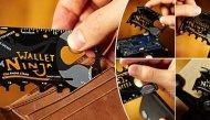 СЕЗОННА РАЗПРОДАЖБА! Wallet Ninja 18 в 1. Джобен инструмент с формата на кредитна карта