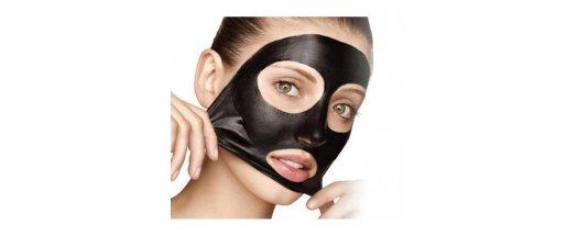 Черна маска за лице PILATEN - край на черните точки снимка #1