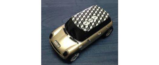 Стерео Тонколонка MINI Cooper снимка #2