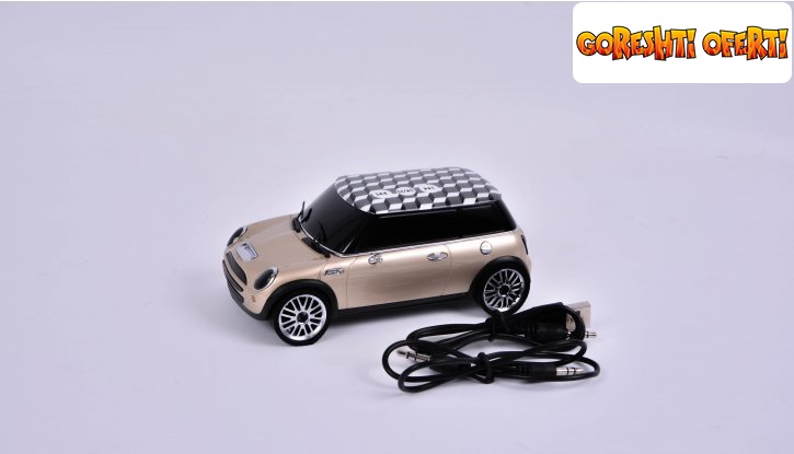 Стерео Тонколонка MINI Cooper снимка #5