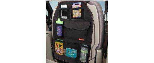Мултифункционален органайзер за задната седалка на Вашият автомобил