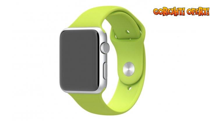 Стилен Смарт часовник със слот за SIM карта и BLUETOOTH снимка #4