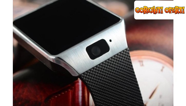 ПРОМО! Смарт часовник със слот за SIM карта снимка #6