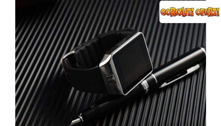 ПРОМО! Смарт часовник със слот за SIM карта снимка #8