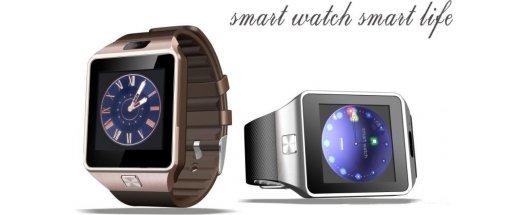 ПРОМО! Смарт часовник със слот за SIM карта снимка #19
