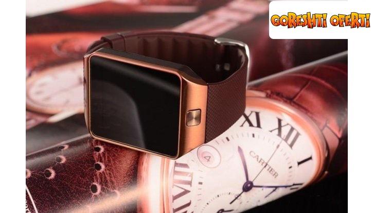 ПРОМО! Смарт часовник със слот за SIM карта снимка #15
