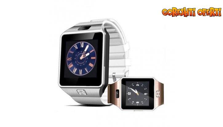 ПРОМО! Смарт часовник със слот за SIM карта снимка #21