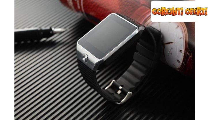 ПРОМО! Смарт часовник със слот за SIM карта снимка #4
