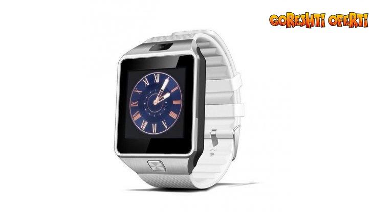 ПРОМО! Смарт часовник със слот за SIM карта снимка #17