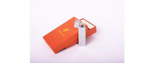 Елегантна противовятърна USB запалка снимка #2