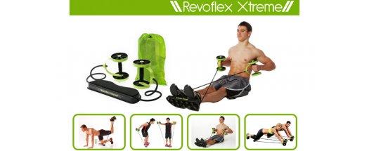Уникално стегнато тяло с домашен фитнес Revoflex снимка #0