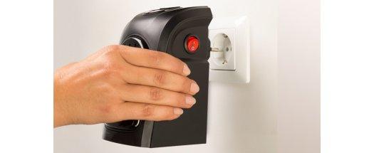Мощна мини печка Handy Heater - 400W снимка #2