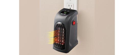 Мощна мини печка Handy Heater - 400W снимка #1