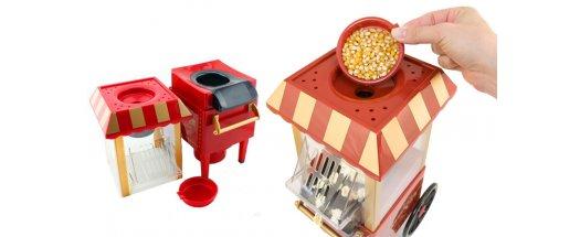 Ретро машина за пуканки Old fashioned popcorn maker снимка #3