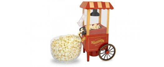 Ретро машина за пуканки Old fashioned popcorn maker снимка #0