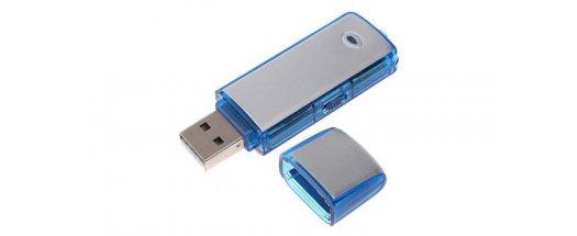 USB флаш памет 4GB и гласов рекордер в едно снимка #3