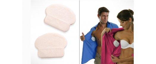 Лепенки против изпотяване под подмишниците за дрехи снимка #0