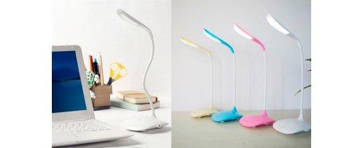 USB настолна лампа FASHION WIND DESK LAMP  снимка #1