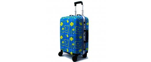 Комплект ХАЙ-ТЕК 2 броя куфари ALU-CARBO 025, алуминиеви спинъри с карбонови панели снимка #8