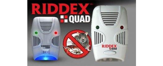 САМО ДНЕС: ЛИКВИДАЦИЯ RIDDEX QUAD- електромагнитен уред за прогонване на всякакви вредители и гризачи с варираща честота снимка #3