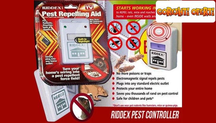 САМО ДНЕС: ЛИКВИДАЦИЯ 2 БРОЯ RIDDEX електромагнитни устройства за борба с всякакви вредители и гризачи на разбиваща цена снимка #4