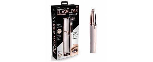 Дамски тример за оформяне на вежди Flawless Eyebrows снимка #0
