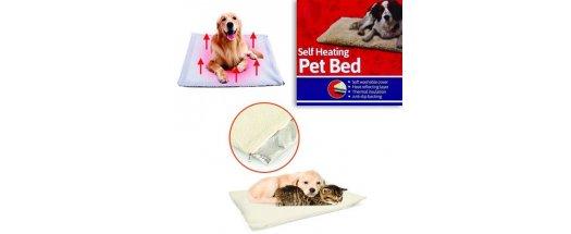 Самозатоплящо се легло за домашни любимци Self Heating Pet Bed снимка #3