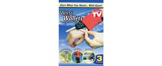 Портмоне за китка Wrist Wallet снимка #2