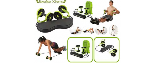 Уред за домашен фитнес Revoflex Xtreme снимка #2