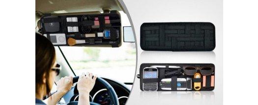 Органайзер за сенник на кола Vehicle Storage Plate снимка #0