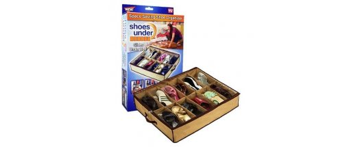 Органайзер за обувки Shoes Under снимка #0