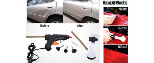 Уред за изправяне на вдлъбнатини на кола Pops-a-Dent снимка #1