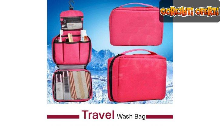 Несесер за пътуване Travel Wash Bag снимка #0