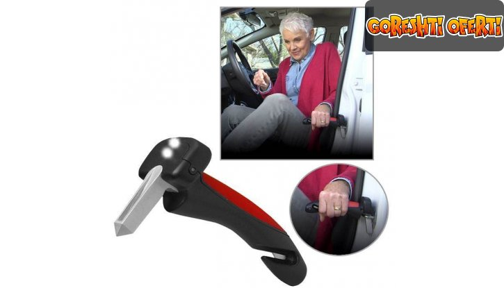 Преносима помощна дръжка за кола Car Handle снимка #1