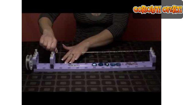 Инструмент за изработка на бижута Be Dazzler Beading Tool снимка #3