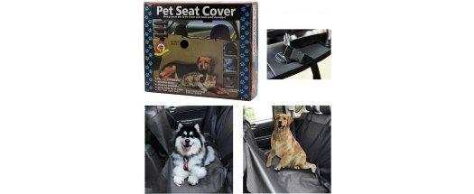 Покривало за домашни любимци за кола Pet Seat Cover снимка #0