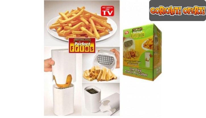 Преса за картофи Perfect Fries снимка #0