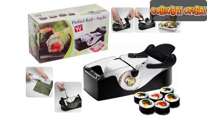 Уред за приготвяне на суши Perfect Roll Sushi снимка #0