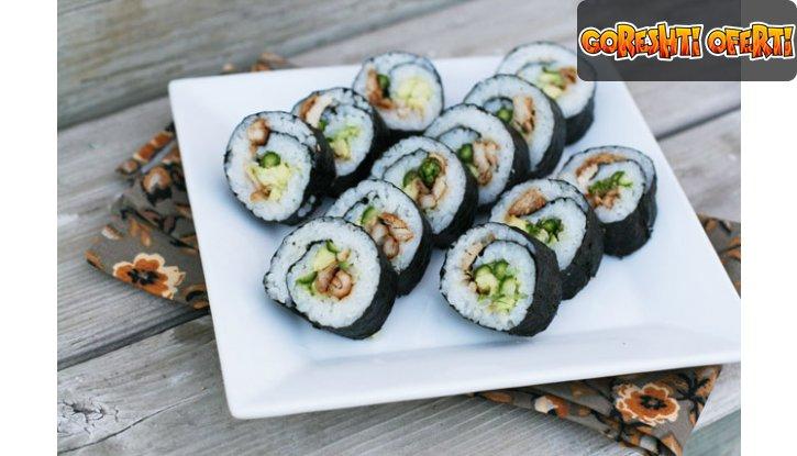 Уред за приготвяне на суши Perfect Roll Sushi снимка #3