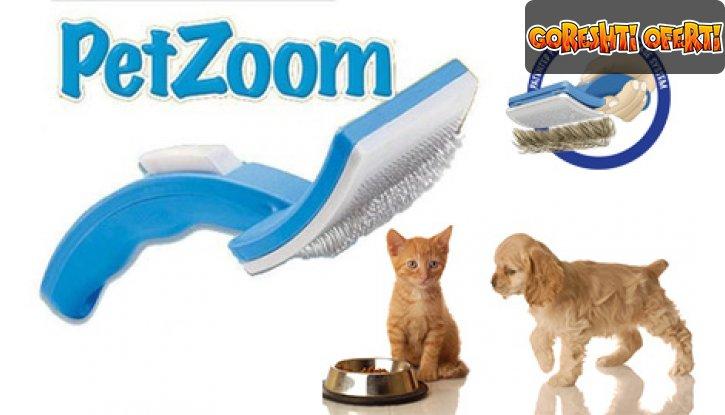 Почистваща четка за домашни любимци Pet Zoom снимка #0
