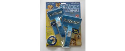 Почистваща четка за домашни любимци Pet Zoom снимка #1