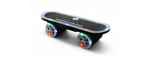 Колонка скейтборд Bluetooth scooter speaker снимка #1
