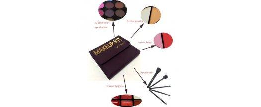 Грим комплект Miss Doozy Makeup Kit снимка #4