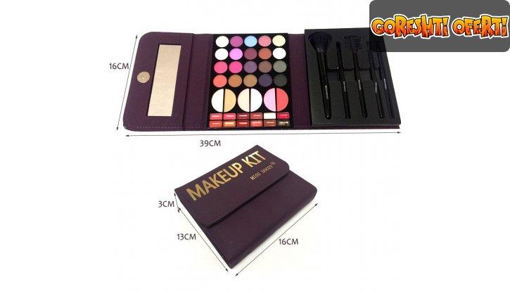 Грим комплект Miss Doozy Makeup Kit снимка #2