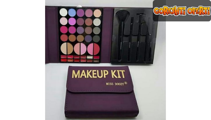 Грим комплект Miss Doozy Makeup Kit снимка #0