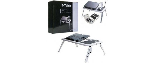 Маса за лаптоп E-Table снимка #3