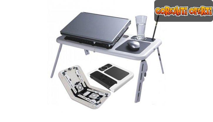 Маса за лаптоп E-Table снимка #0