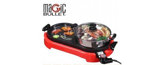 Електрически грил Magic Bullet grill снимка #0