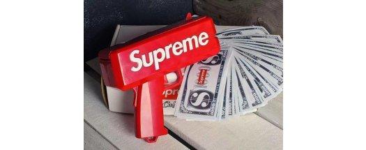 Пистолет изтрелващ пари Supreme Money Gun снимка #0